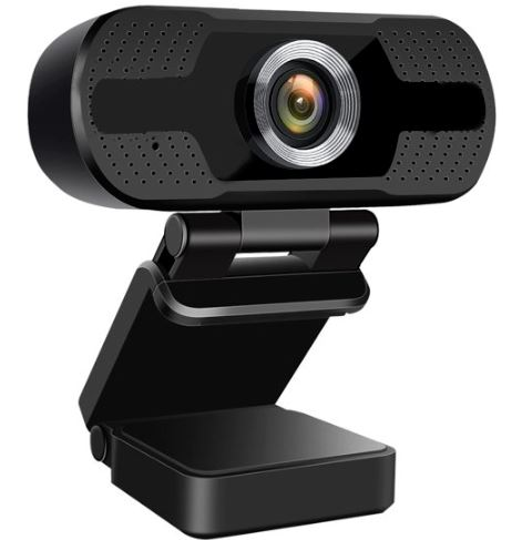 WEBCAM FHD 1080p Usb
